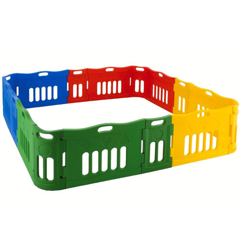 Versatile Play Pen - Large (16 pieces)