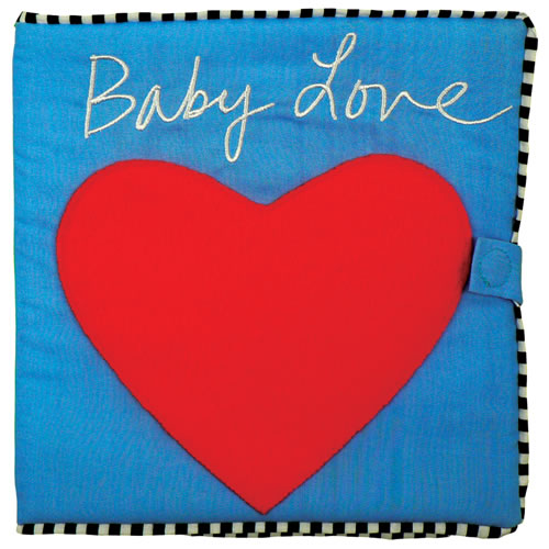 Baby Love - Cloth Book