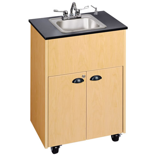 Portable Stainless Steel Sink : Adult Portable Stainless Steel Sink