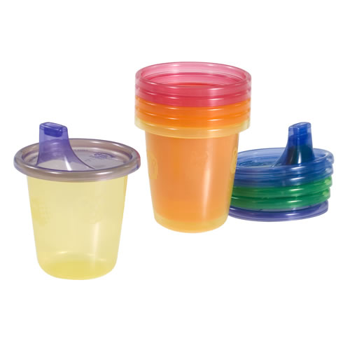 Take & Toss® Spill Proof Cups