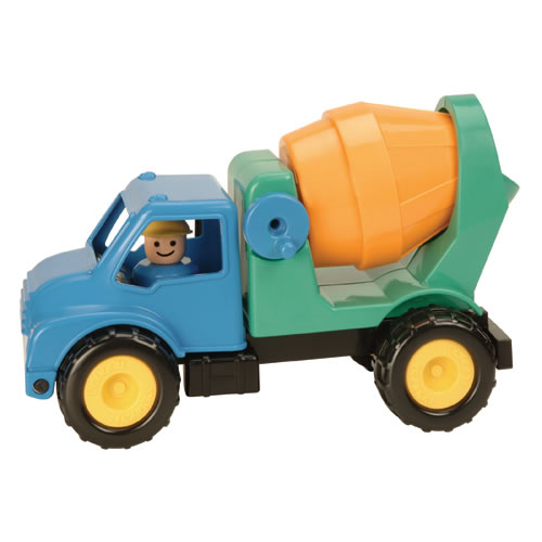 Alternate Image #10 of Toddler Sized We Do The Work Trucks With Movable Parts