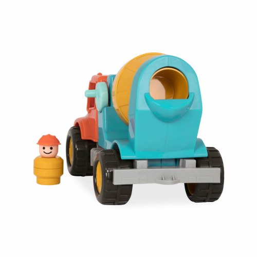 Alternate Image #1 of Toddler Sized We Do The Work Trucks With Movable Parts