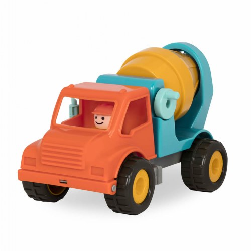 Alternate Image #3 of Toddler Sized We Do The Work Trucks With Movable Parts