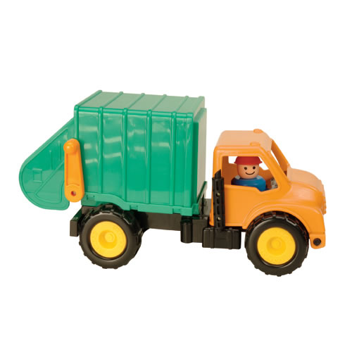 Alternate Image #11 of Toddler Sized We Do The Work Trucks With Movable Parts