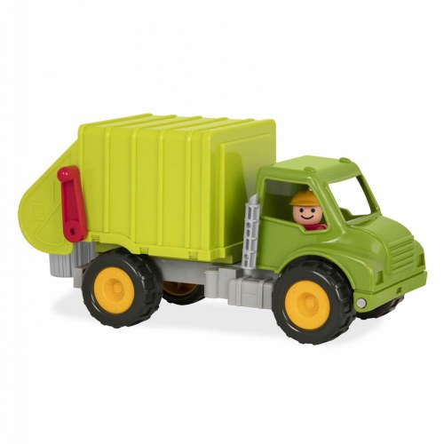 Alternate Image #4 of Toddler Sized We Do The Work Trucks With Movable Parts