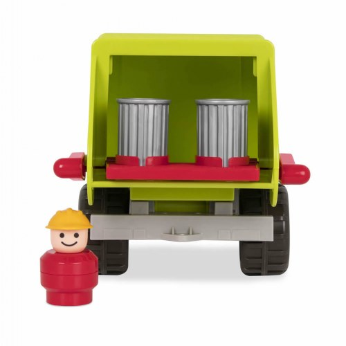 Alternate Image #5 of Toddler Sized We Do The Work Trucks With Movable Parts