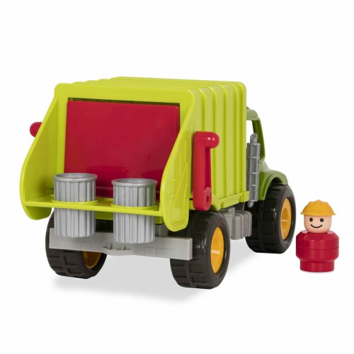 Alternate Image #6 of Toddler Sized We Do The Work Trucks With Movable Parts