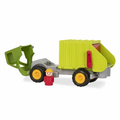 Alternate Image #7 of Toddler Sized We Do The Work Trucks With Movable Parts
