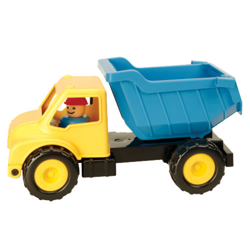 Alternate Image #13 of Toddler Sized We Do The Work Trucks With Movable Parts