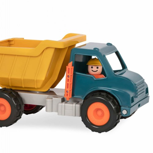 Alternate Image #14 of Toddler Sized We Do The Work Trucks With Movable Parts
