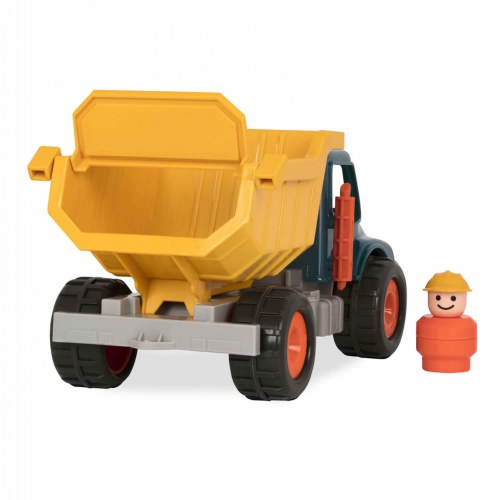 Alternate Image #15 of Toddler Sized We Do The Work Trucks With Movable Parts