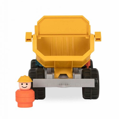 Alternate Image #16 of Toddler Sized We Do The Work Trucks With Movable Parts