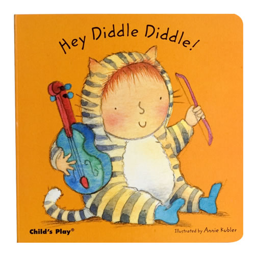 Hey Diddle Diddle - Board Book