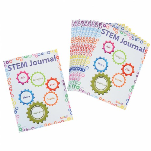 STEM Journals - Set of 10