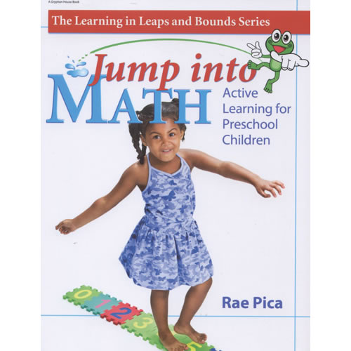 Jump Into Math - Paperback