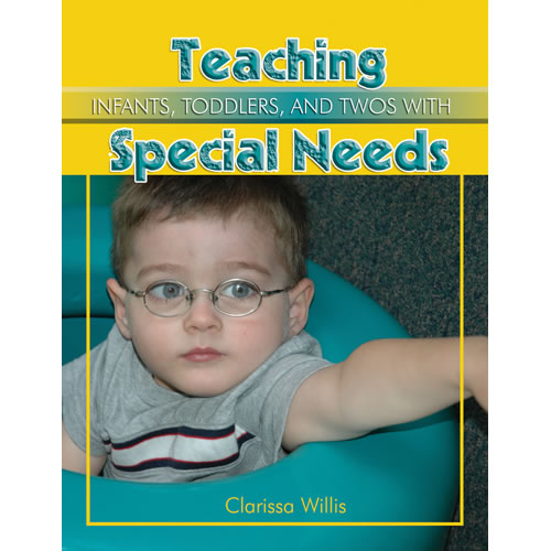 Teaching Infants, Toddlers and Twos with Special Needs - Paperback