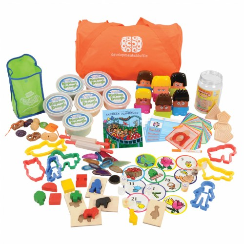 Explore Your Senses Classroom Duffle: Ages 3-5