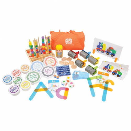 Sequencing and Pathways Classroom Duffle: Ages 3-5