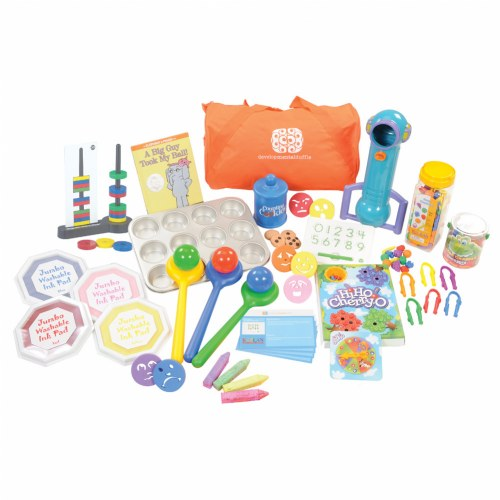 Circles and Spheres Classroom Duffle: Ages 3-5