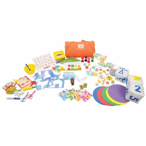 Get Set for Kindergarten Classroom Duffle: PreK or Ages 4-5