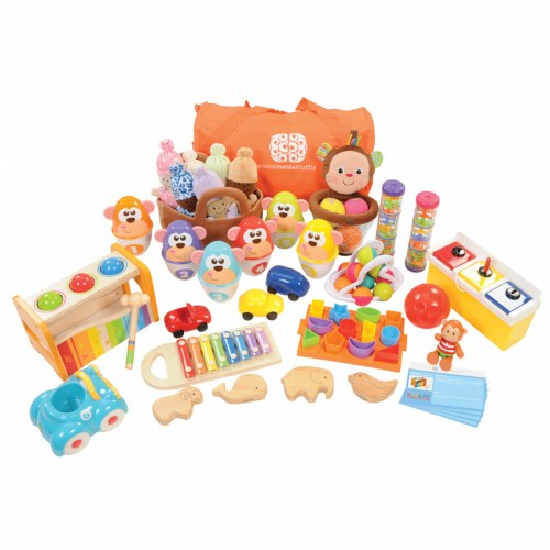 Toddler Enrichment Classroom Duffle