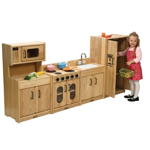 Kaplan early learning company Realistic play kitchen