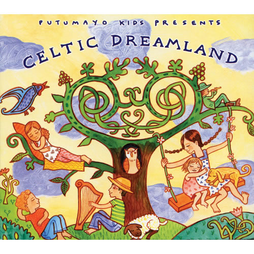 Putumayo Kids Dreamland CD Collection
