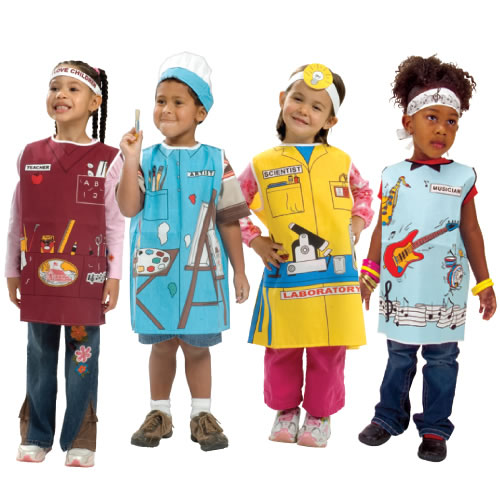 Dress Up Pretend Play Images On: Career Inspiration Dress-Ups