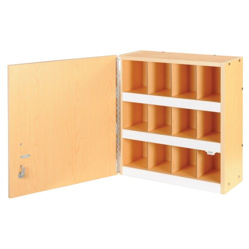 Locking Supply Cabinet