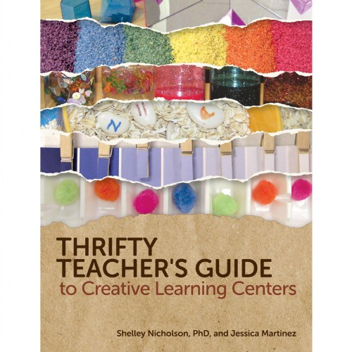 Thrifty Teacher's Guide to Creative Learning Centers - Paperback
