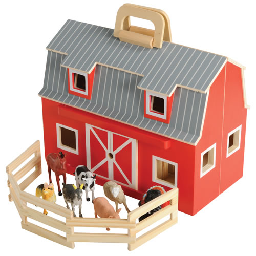 Fold and Go Mini Barn