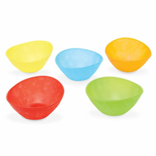 Colorful Bowls (Set of 5)