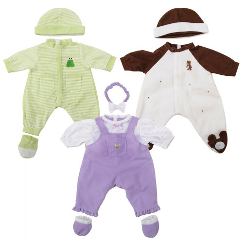"Loveable 20"" Doll Clothes"