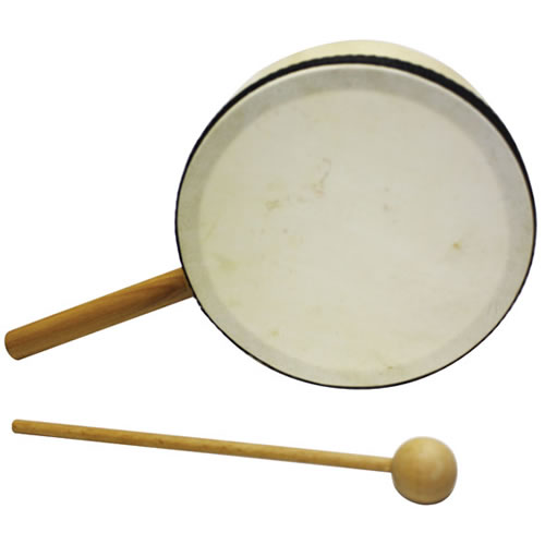 Tom Boy Drum with Mallet