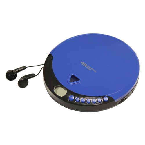 Portable CD Player with Stereo Ear Buds