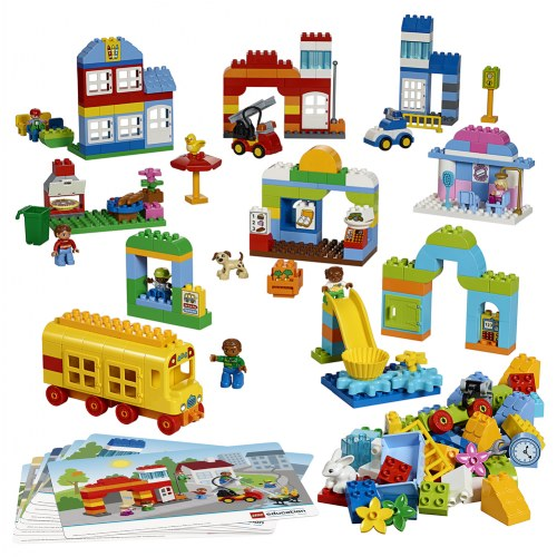 LEGO® DUPLO® Our Town (45021)
