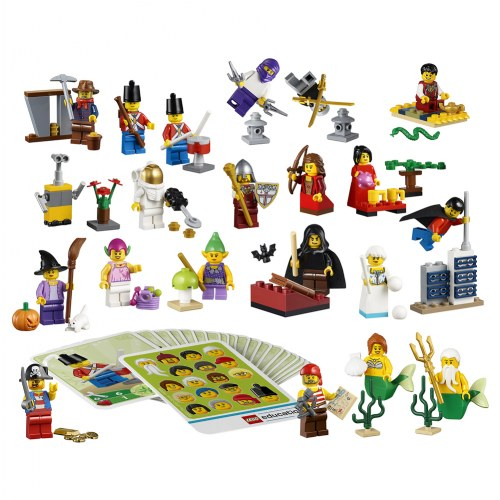 LEGO® Fantasy Minifigure Set (45023)