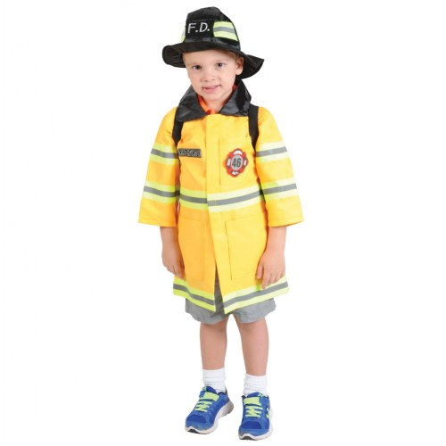 Alternate Image #1 of Career Dramatic Play Costumes for Pre K Set 2