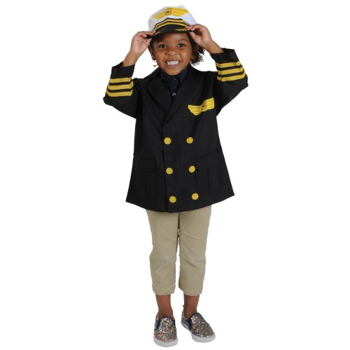 Alternate Image #8 of Career Dramatic Play Costumes for Pre K Set 2