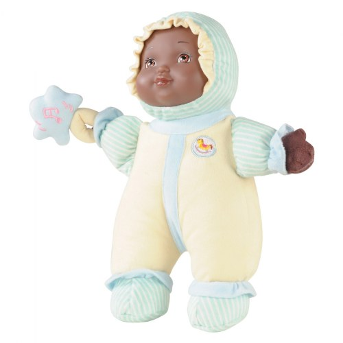 "Alternate Image #2 of My 1st Baby Doll 12"" Soft Body Pretend Play Sensory Doll"