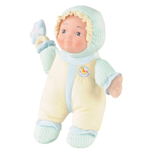 "Alternate Image #4 of My 1st Baby Doll 12"" Soft Body Pretend Play Sensory Doll"