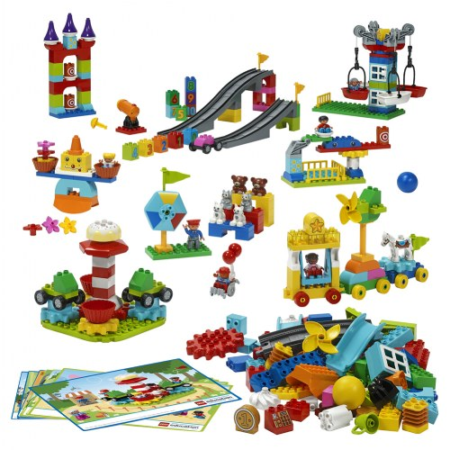LEGO® DUPLO® Steam Park (45024)