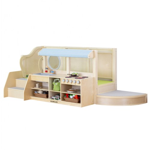 Dramatic Play Toddler Loft