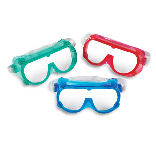 Clearance kitchen cabinets or units - Color Safety Goggles Set Of 6