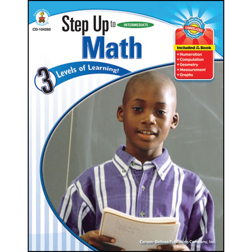 Step Up to Math - Grades 3-5