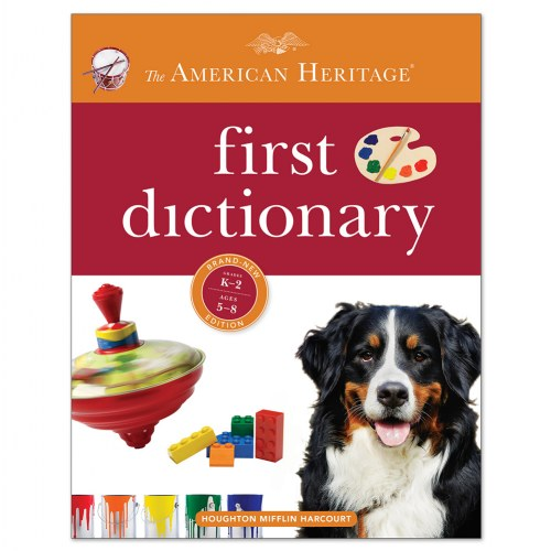 American Heritage First Dictionary - Paperback