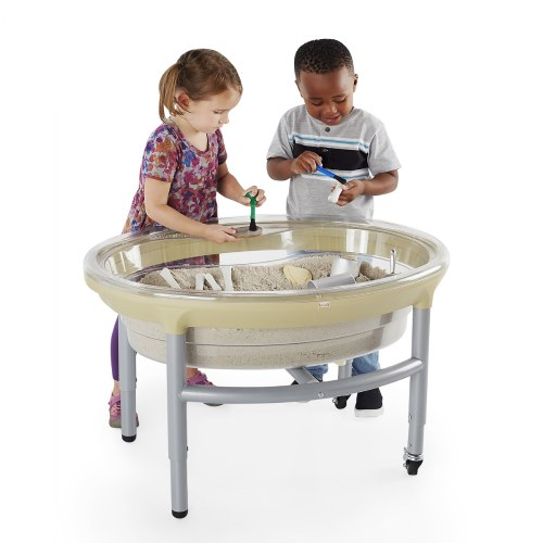 Alternate Image #3 of Adjustable Sand and Water Table and Accessories