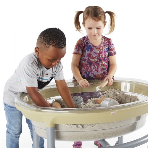 Alternate Image #8 of Adjustable Sand and Water Table and Accessories