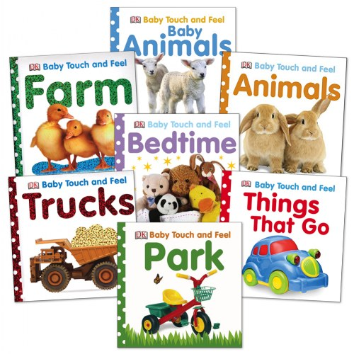 Baby Touch Amp Feel Board Books