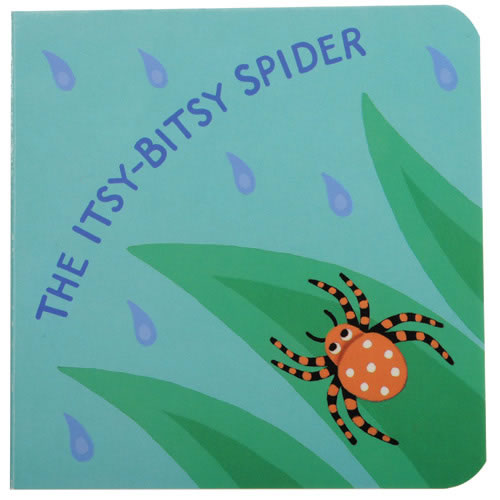 Itsy Bitsy Spider - Board Book